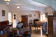 22/08/16 - AIX LES BAINS - SAVOIE - FRANCE - Reconstitution de la chambre Alphonse de LAMARTINE au Musee Jean FAURE - Photo Jerome CHABANNE