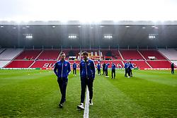 Bristol Rovers arrive at The Stadium of Light - Mandatory by-line: Robbie Stephenson/JMP - 15/12/2018 - FOOTBALL - Stadium of Light - Sunderland, England - Sunderland v Bristol Rovers - Sky Bet League One