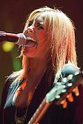 Grace Potter and the Nocturnals perform to a sold out House of Blues in Dallas on November 10, 2012.  (Stan Olszewski/The Dallas Morning News)