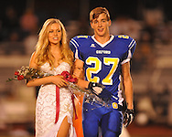 Oxford High's Robert Farris (27) during Homecoming of the Oxford vs. Hernando in Oxford, Miss. on Friday, October 14, 2011. Hernando won 31-30 in overtime.