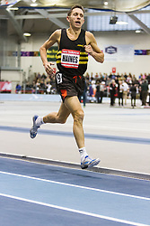 New Balance Indoor Grand Prix Track & FIeld:  Men's Master Mile, Adrian Haines