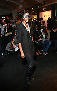 Taniyka Renee at the 2010 Mercedes Benz Fall Fashion Week held at Bryant Park on February 12, 2010 in New York City