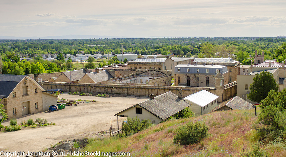 The Old Idaho Penitentiary