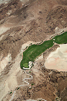 Fairway of a golf course in Nevada
