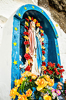 Gruta Nossa Senhora de Lourdes. São Lourenço do Oeste, Santa Catarina, Brasil. / <br /> Sanctuary to Our Lady of Lourdes. São Lourenço do Oeste, Santa Catarina, Brazil.