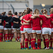 Jesi 04/02/2017 Stadio Capriotti<br /> RBS Women 6 Nations, Stadium<br /> Italia vs Galles