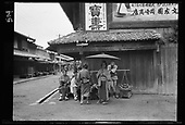 Rare Vintage Photographs of Japan's Daily Life