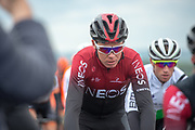 Chris Froome of Team Ineos on Cote De Goose Eye during stage four of the Tour de Yorkshire from Halifax to Leeds, , United Kingdom on 4 May 2019.
