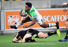 Wellington-Super Rugby, Hurricanes v Highlanders