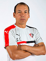 Mexico League - BBVA Bancomer MX 2016-2017 / <br /> Rojinegros - Club Atlas de Guadalajara Fc - Mexico / <br /> Jose Guadalupe Cruz - DT Club Atlas
