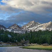 Mount Morgan, Eastern Sierra, California
