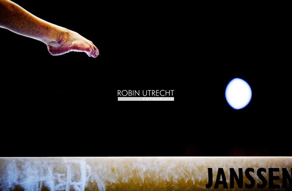 BRUSSEL EK FINALES DAMES TURNEN 2012 VAN GERNER