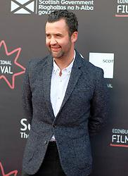 Edinburgh International Film Festival, Saturday, 23rd June 2018<br /> <br /> 'TWO FOR JOY' World Premiere<br /> <br /> Pictured:  Daniel Mays<br /> <br /> (c) Alex Todd | Edinburgh Elite media