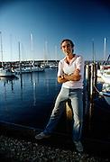 New York, Long Island, Sag Harbor, Playwright Lanford Wilson