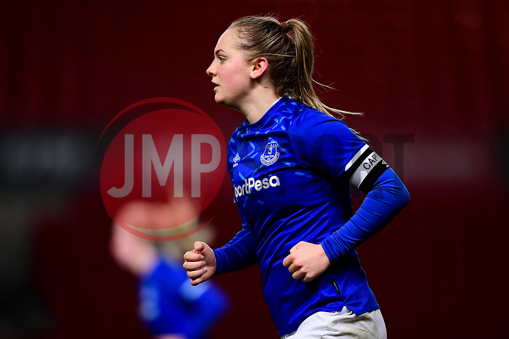 Lucy Graham of Everton Women - Mandatory by-line: Ryan Hiscott/JMP - 17/02/2020 - FOOTBALL - Ashton Gate Stadium - Bristol, England - Bristol City Women v Everton Women - Women's FA Cup fifth round