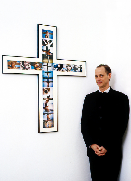 John Waters - Director and Artist - <br />