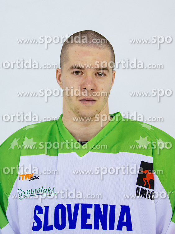 Ken Ograjensek at official photoshooting of Team Slovenia, on April 27, 2015 at Hala Tivoli, Ljubljana. Photo by Matic Klansek Velej / Sportida.