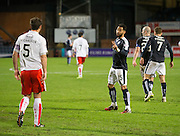 Kane Hemmings scored two goal as Dunde beat Falkirk  - Dundee v Falkirk, William Hill Scottish Cup Fourth Round at Dens Park <br /> <br />  - &copy; David Young - www.davidyoungphoto.co.uk - email: davidyoungphoto@gmail.com