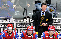 Trainer Vyacheslav Bykov (RUS) © Melanie Duchene/EQ Images