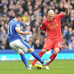 Everton v Liverpool   Premiership   28 October 2012