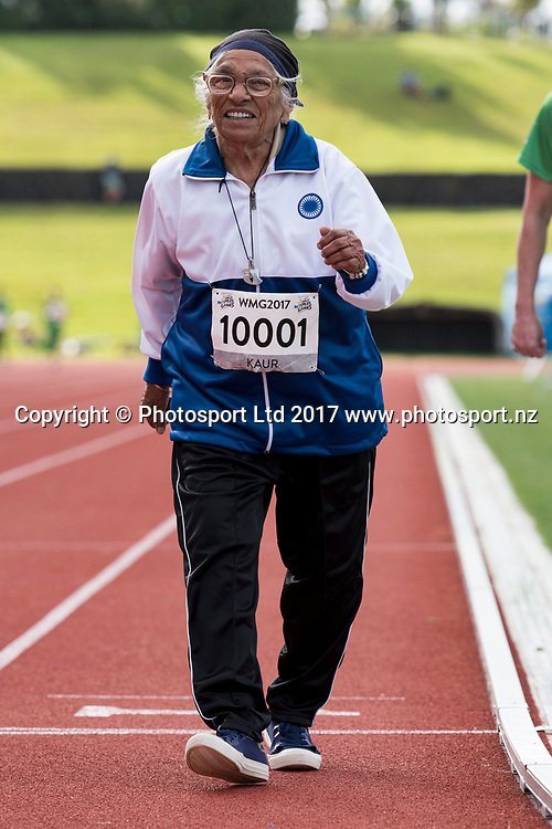 WMG17, Womens 100+ 200m , Trust Arena, Auckland, New Zealand. 26 April 2017. Photo: Marc Shannon.
