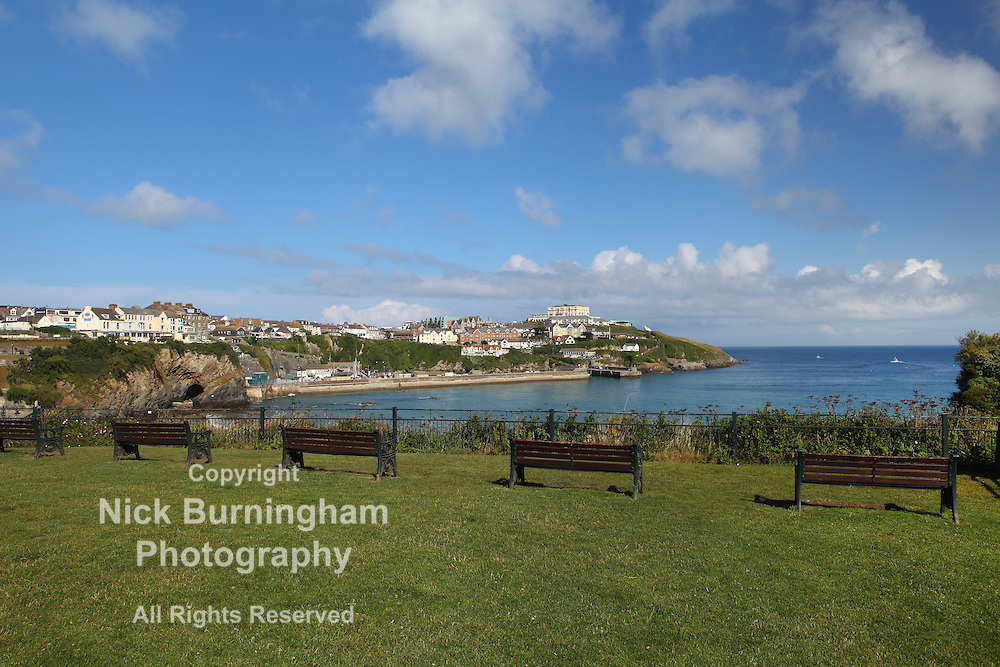 A View of Newquay in Cornwall - EXCLUSIVELY AVAILABLE HERE