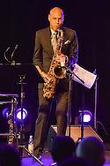 Joshua Redman  im  Zeithaus in Wolfsburg am 10.April 2015. Foto: Rüdiger Knuth