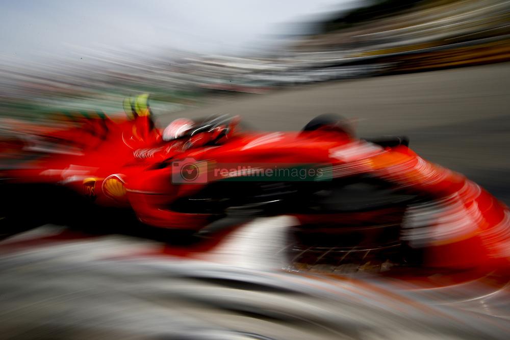 May 25, 2019 - Monte Carlo, Monaco - Motorsports: FIA Formula One World Championship 2019, Grand Prix of Monaco, ..#16 Charles Leclerc (MCO, Scuderia Ferrari Mission Winnow) (Credit Image: © Hoch Zwei via ZUMA Wire)