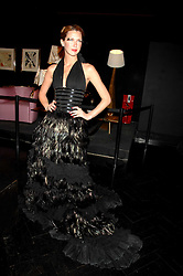 MARGO STILLEY at Andy & Patti Wong's Chinese new Year party held at County Hall and Dali Universe, London on 26th January 2008.<br /> <br /> NON EXCLUSIVE - WORLD RIGHTS (EMBARGOED FOR PUBLICATION IN UK MAGAZINES UNTIL 1 MONTH AFTER CREATE DATE AND TIME) www.donfeatures.com  +44 (0) 7092 235465