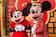 20150221 Lunar New Year Celeration in Disneyland