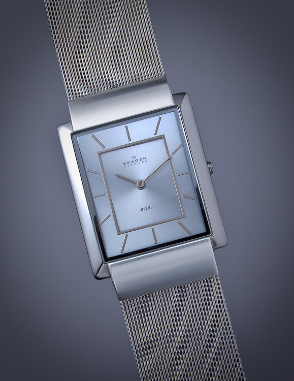 Men's Skagen Watch with mesh band