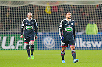 Deception Steed MALBRANQUE  - 20.01.2015 - Nantes / Lyon  - Coupe de France 2014/2015<br /> Photo : Vincent Michel / Icon Sport