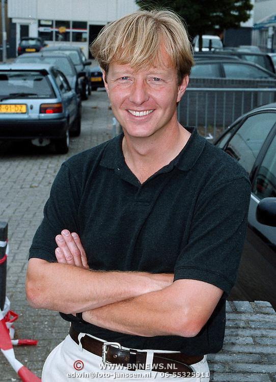 Winterpresentatie RTL 5 Hilversum, Rick Nieman
