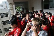 Students from Memphis in Chinese Summer Camp in Beijing and Kunming China. Confucius Institute in Memphis. 2009 Eclipse in China.