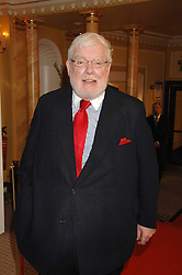 Actor RICHARD GRIFFITHS at the South Bank Show Awards held at The Dorchester, Park Lane, London on 29th January 2008.<br /><br />NON EXCLUSIVE - WORLD RIGHTS