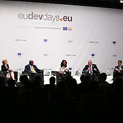 04 June 2015 - Belgium - Brussels - European Development Days - EDD - Closing Panel - From development aid to international Cooperation © European Union