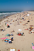 Huntington Beach, California, Ocean Waves, people Tourist, travel