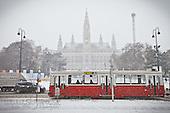 Snow in Vienna / Sneh vo Viedni