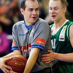 20130417: SLO, Basketball - Telemach league, KK Helios Domzale vs KK Union Olimpija