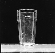 Pint Glass, C.T.T., Studio .14.04.1961