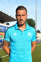 Gregory Sertic during the friendly match between Olympique de Marseille and Fenerbahce on July 15, 2017 in Lausanne, Switzerland. (Photo by Philippe Le Brech/Icon Sport)