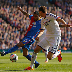 Crystal Palace v Chelsea   Premiership   29 March 2014