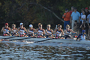Boston, USA, Championship Women's Eights USA W8+,  Head of the Charles, Race Charles River,  Cambridge,  Massachusetts. Saturday  20/10/2007 [Mandatory Credit Peter Spurrier/Intersport Images]..... , Rowing Course; Charles River. Boston. USA