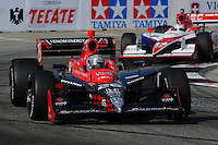 Marco Andretti, Toyota Grand Prix of Long Beach, Streets of Long Beach, Long Beach, CA USA  4/18/2010
