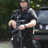 Brighton Shooting SWAT Response, 17 Ledgemere Rd