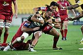 20160514 Super Rugby - Hurricanes v Reds