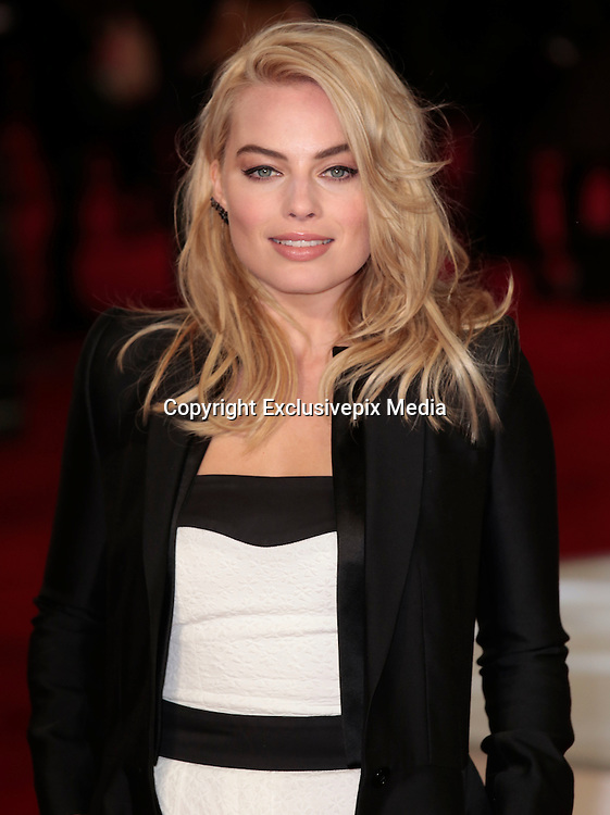 Feb 11, 2015 - 'Focus' Special Screening - Red Carpet Arrivals at Vue West End, Leicester Square<br /> <br /> Pictured: Margot Robbie<br /> ©Exclusivepix Media