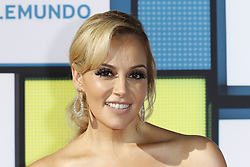 HOLLYWOOD, CA - OCTOBER 06: Rosie Rivera attends the Telemundo's Latin American Music Awards 2016 held at Dolby Theatre on October 6, 2016. Byline, credit, TV usage, web usage or linkback must read SILVEXPHOTO.COM. Failure to byline correctly will incur double the agreed fee. Tel: +1 714 504 6870.