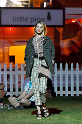 EXCLUSIVE: Whitney Port looks fashionable at Coachella. 13 Apr 2018 Pictured: Whitney Port. Photo credit: Snorlax / MEGA TheMegaAgency.com +1 888 505 6342