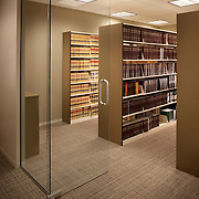 Stoel Rives LLP Interior/ TI Office infrastructure- architectural and Interior Photography example of Chip Allen's work.
